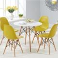 стол и стулья Пластиковые