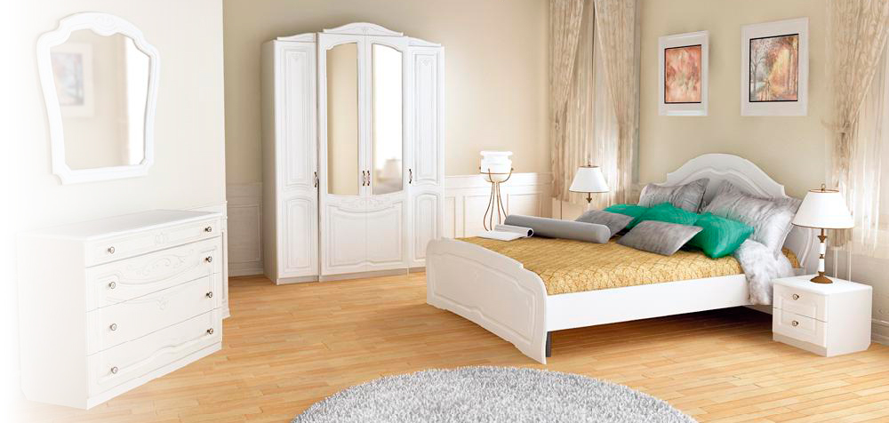 спальни в омске